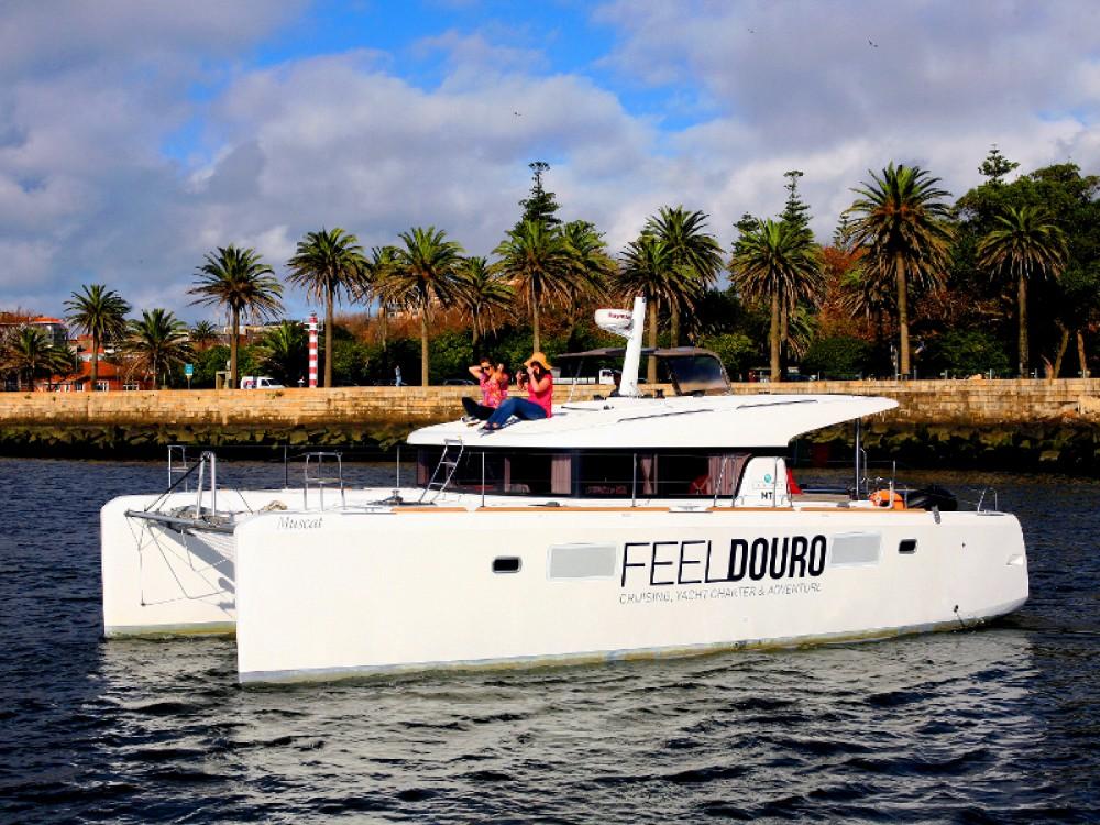 Location Catamaran à Douro Marina - Lagoon Lagoon 39