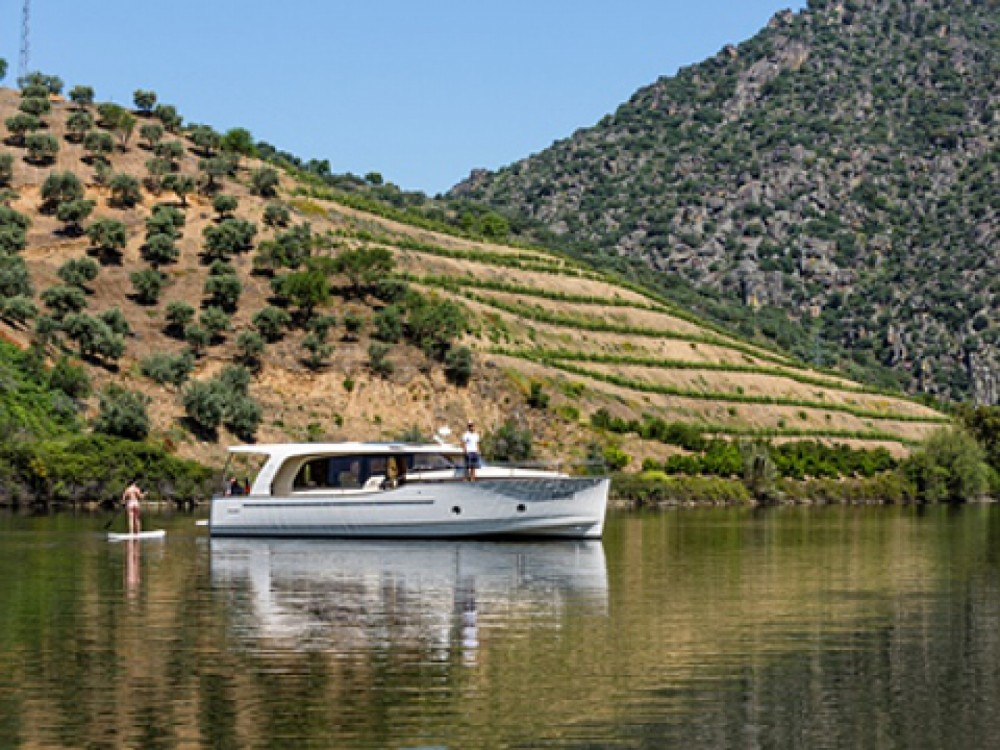 Location bateau Douro Marina pas cher Greenline 40