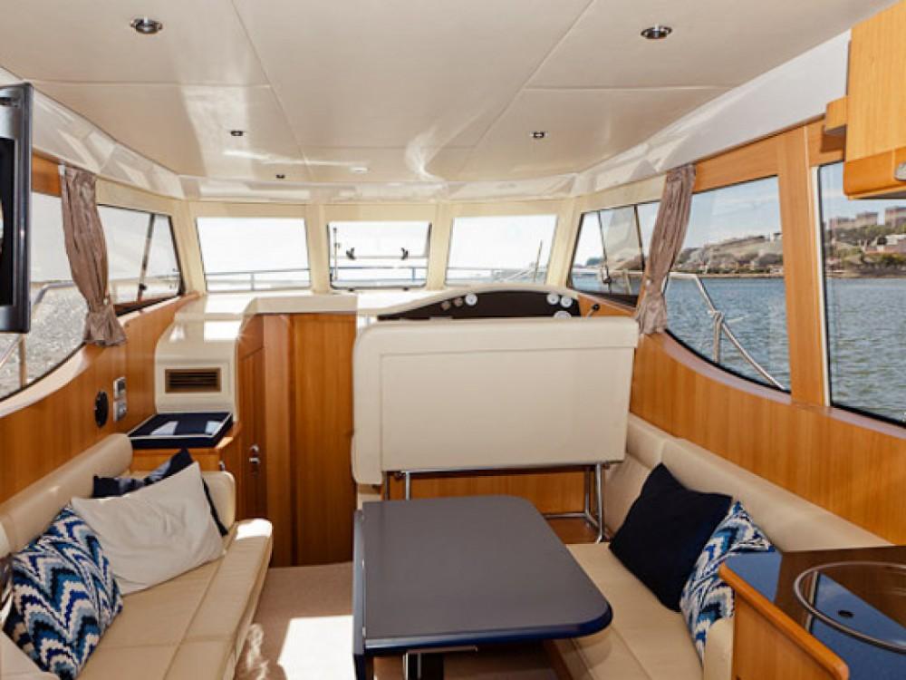 Louer Bateau à moteur avec ou sans skipper Seaway à Douro Marina