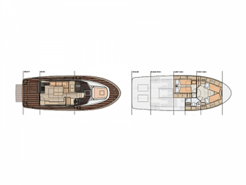 Location yacht à Douro Marina - Seaway Greenline 40 sur SamBoat