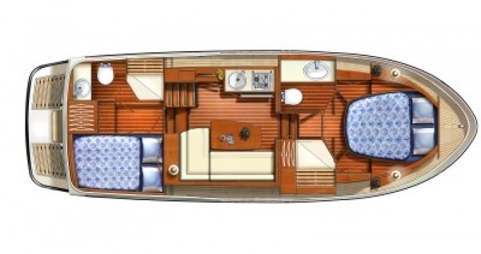 Location yacht à Kinrooi - Linssen Linssen GS 30.9 AC sur SamBoat