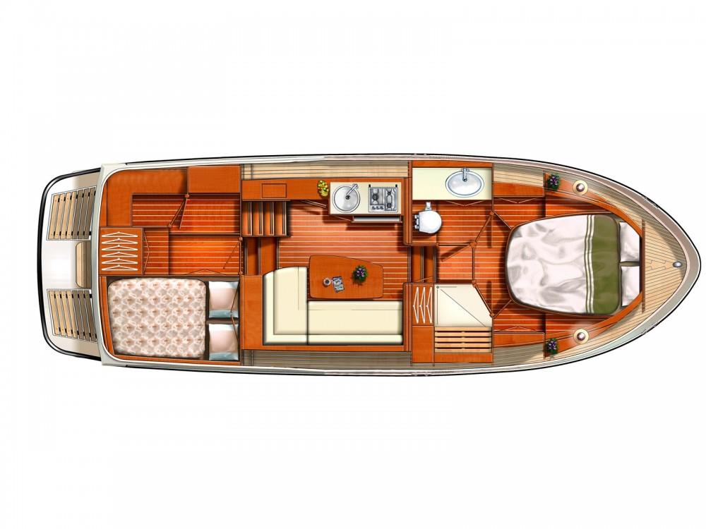 Location bateau Kinrooi pas cher Linssen Grand Sturdy 34.9 AC