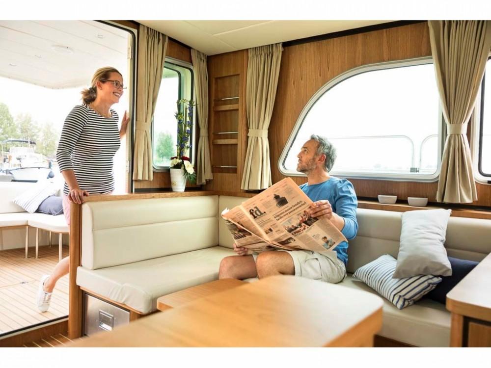 Location bateau Kinrooi pas cher Linssen Grand Sturdy 40.0 Sedan