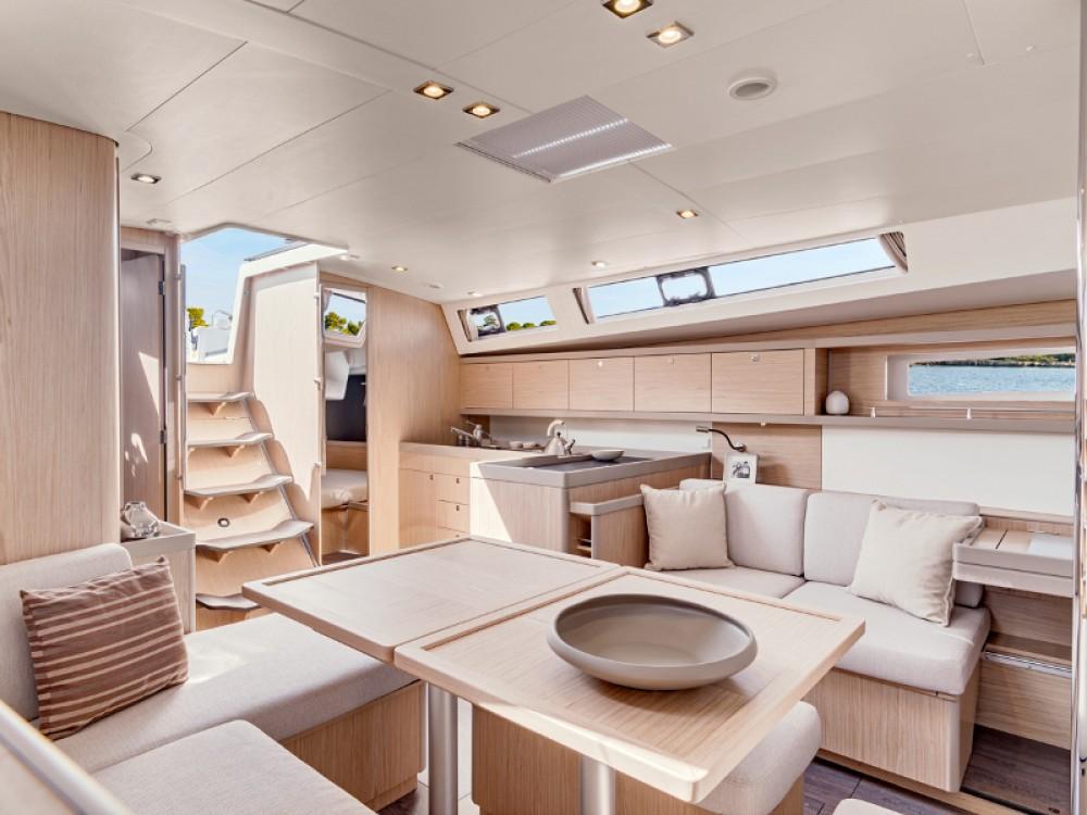 Location yacht à Leucade - Bénéteau Oceanis 45 sur SamBoat