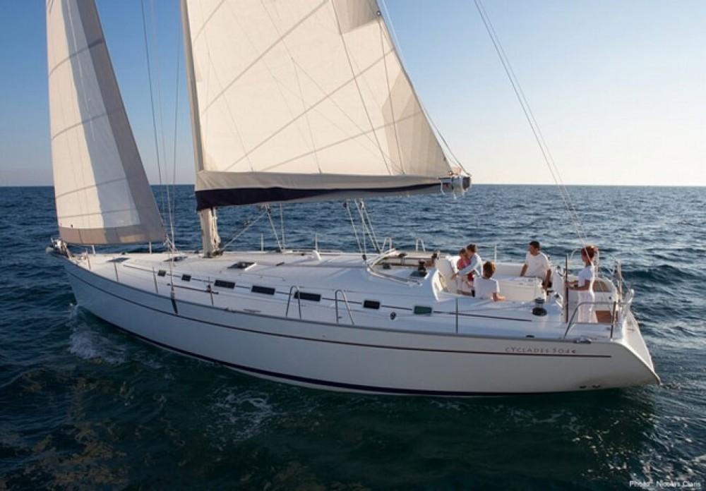 Location bateau Furnari pas cher Cyclades 50.5