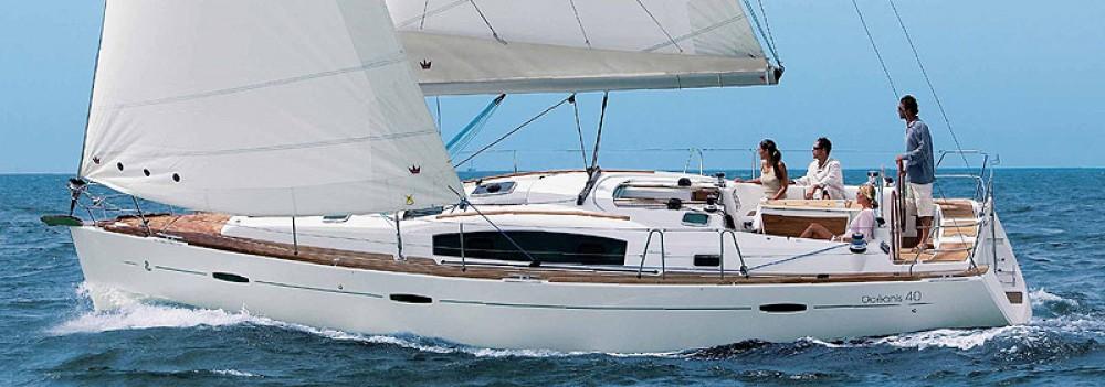 Location bateau Bénéteau Oceanis 40 à Muğla sur Samboat