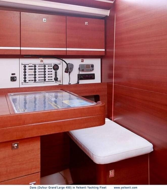 Location bateau Bodrum pas cher Dufour 450 Grand Large