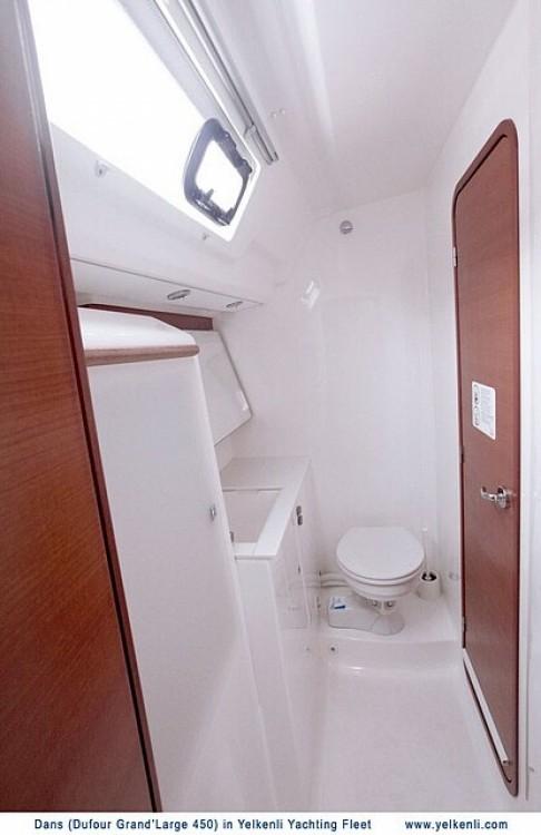 Location yacht à Bodrum - Dufour Dufour 450 Grand Large sur SamBoat