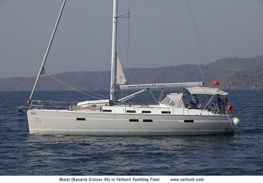 Location Voilier à Orhaniye - Bavaria Bavaria 45 Cruiser