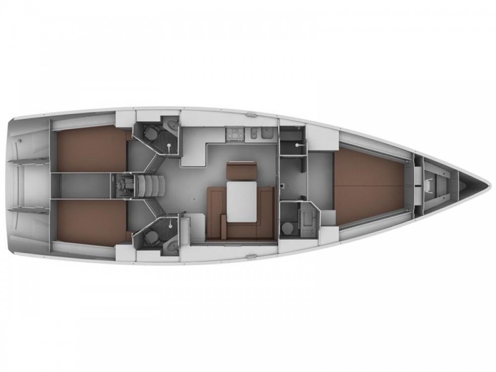 Location yacht à Orhaniye - Bavaria Cruiser 45 sur SamBoat