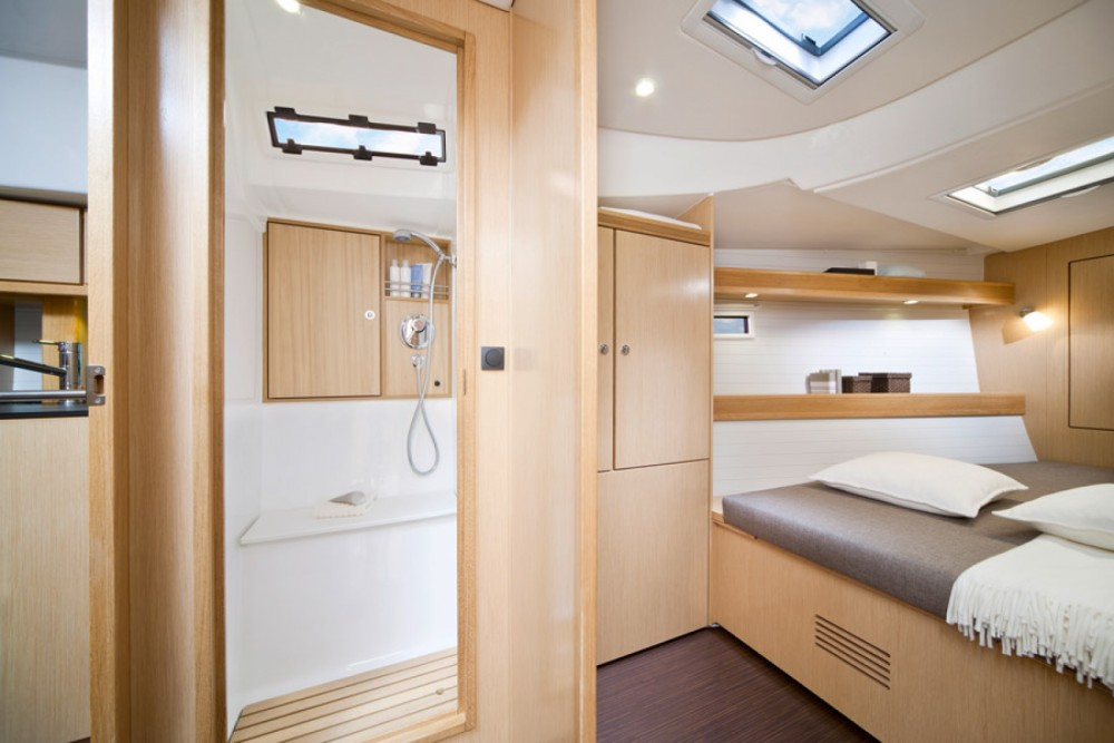 Location yacht à Orhaniye - Bavaria Bavaria 45 Cruiser sur SamBoat
