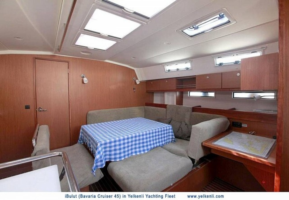 Location bateau Orhaniye pas cher Cruiser 45