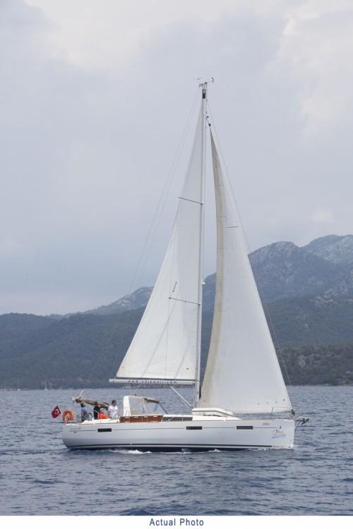 Louer Voilier avec ou sans skipper Bénéteau à Orhaniye