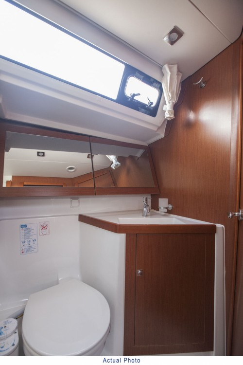 Location yacht à Orhaniye - Bénéteau Oceanis 41 sur SamBoat