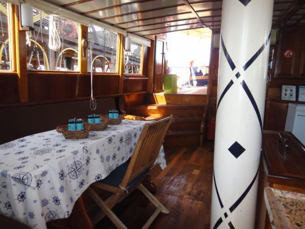 Louez un Bavaria Gulet 25m Sumru Sultan à Marmaris
