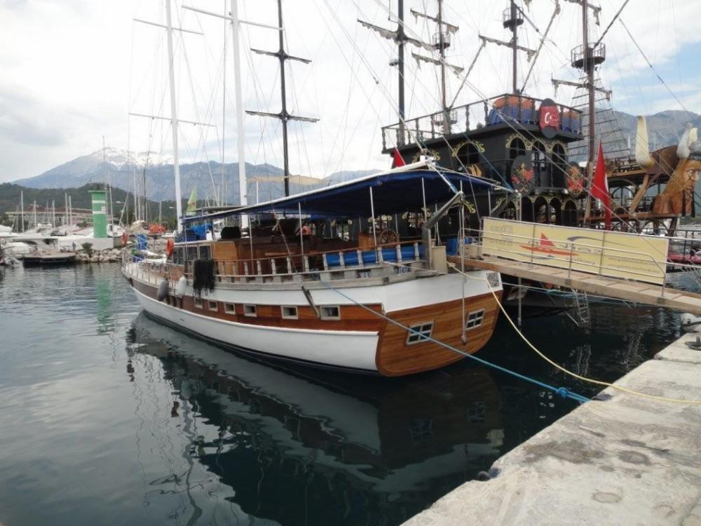 Location yacht à Marmaris - Bavaria Gulet 25m Sumru Sultan sur SamBoat