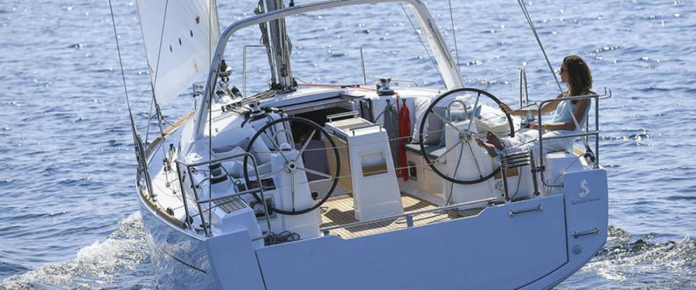 Location yacht à Orhaniye - Bénéteau Oceanis 35 sur SamBoat