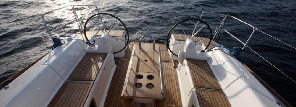 Location yacht à Orhaniye - Dufour Dufour 405 Grand Large sur SamBoat