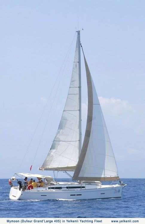 Louer Voilier avec ou sans skipper Dufour à Orhaniye