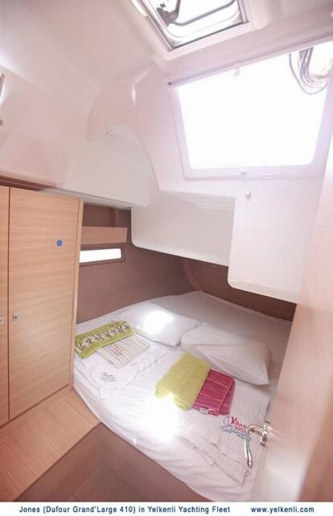 Location yacht à Orhaniye - Dufour Dufour 410 GL sur SamBoat