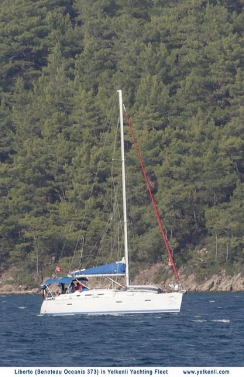 Louer Voilier avec ou sans skipper Bénéteau à Orhaniye Mahallesi