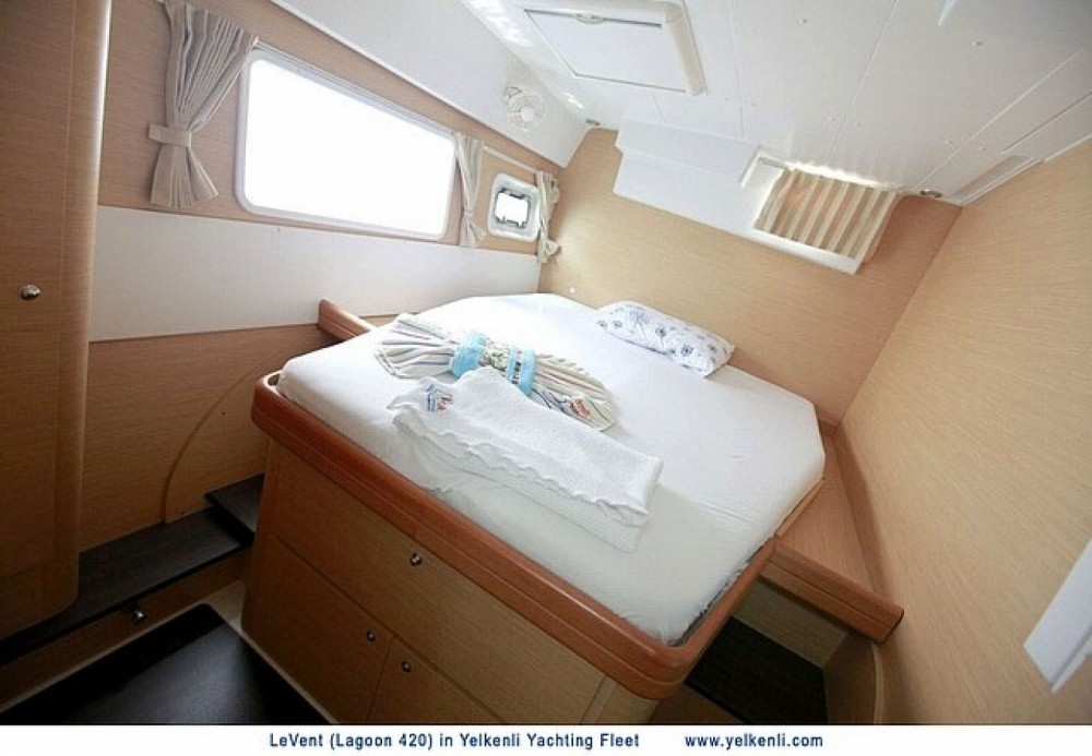 Louer Catamaran avec ou sans skipper Lagoon à Muğla