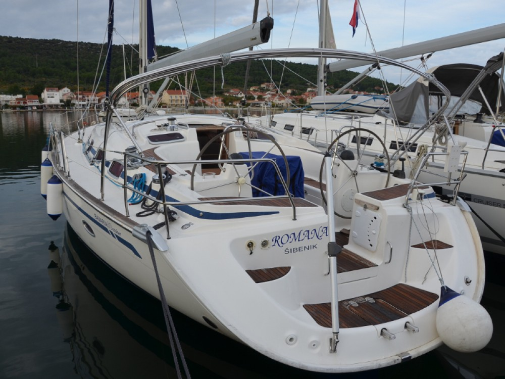 Location bateau Marina Kaštela pas cher Cruiser 50