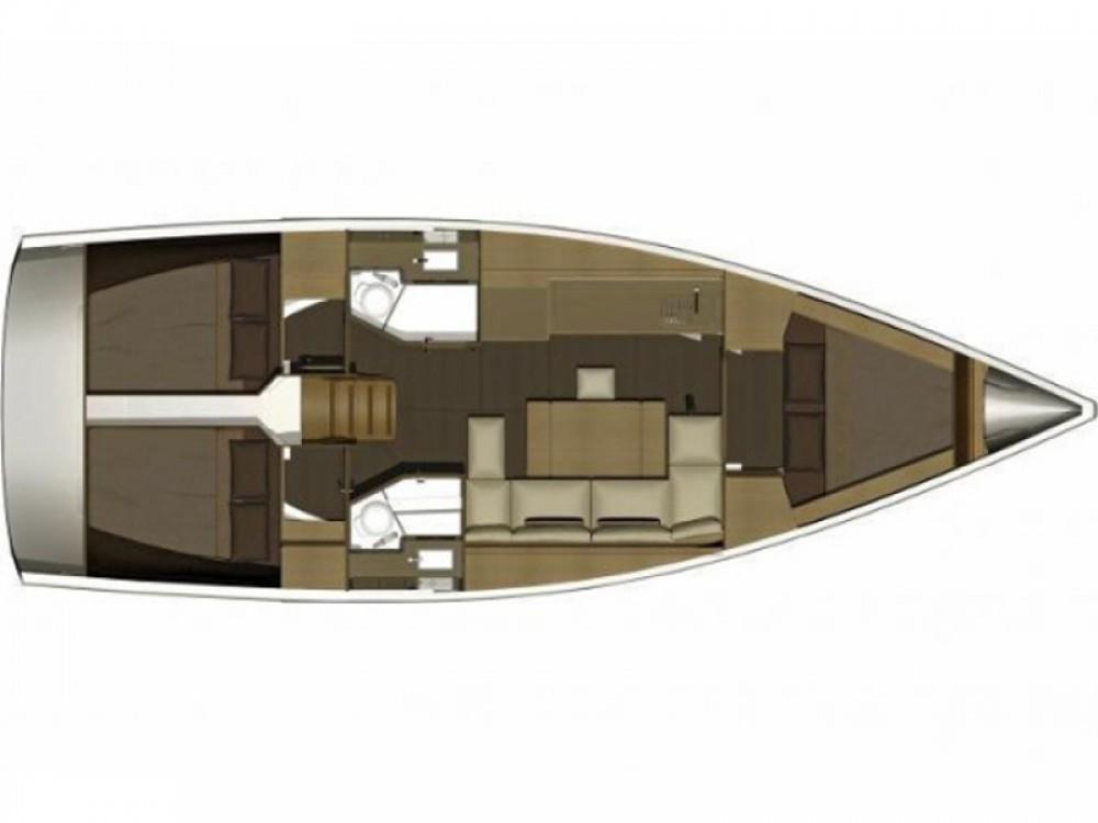Location bateau Dufour Dufour 38 à Μαρίνα Αλίμου sur Samboat