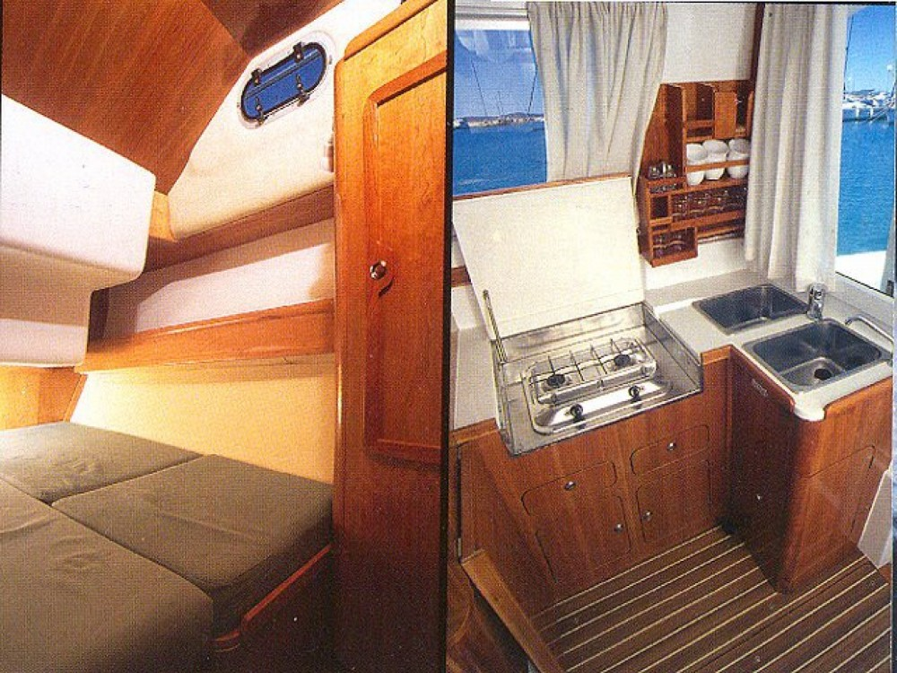 Location yacht à Pula - Sas Vektor ADRIA 1002 sur SamBoat