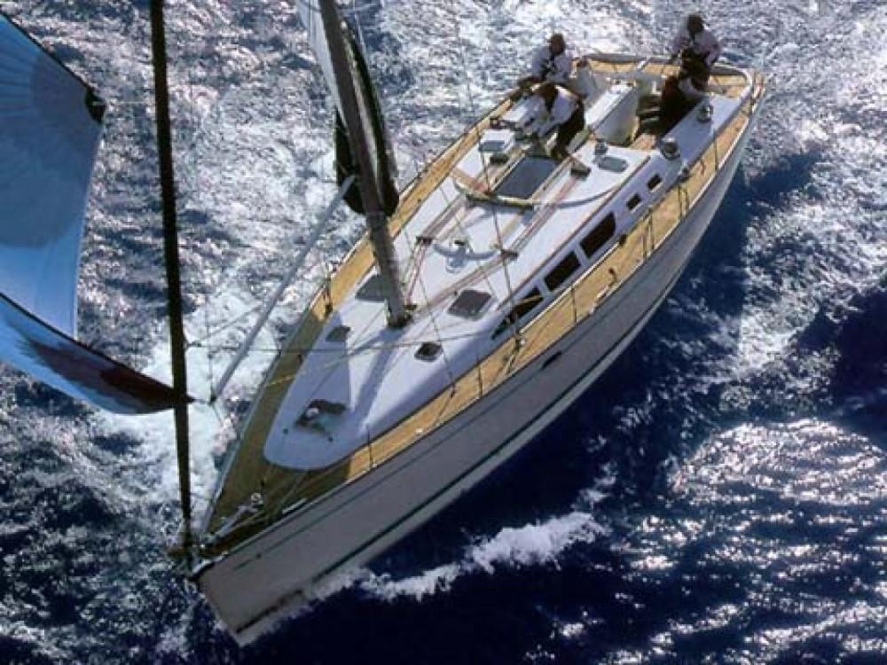 Jeanneau Sun Odyssey 43 entre particuliers et professionnel à Salerne