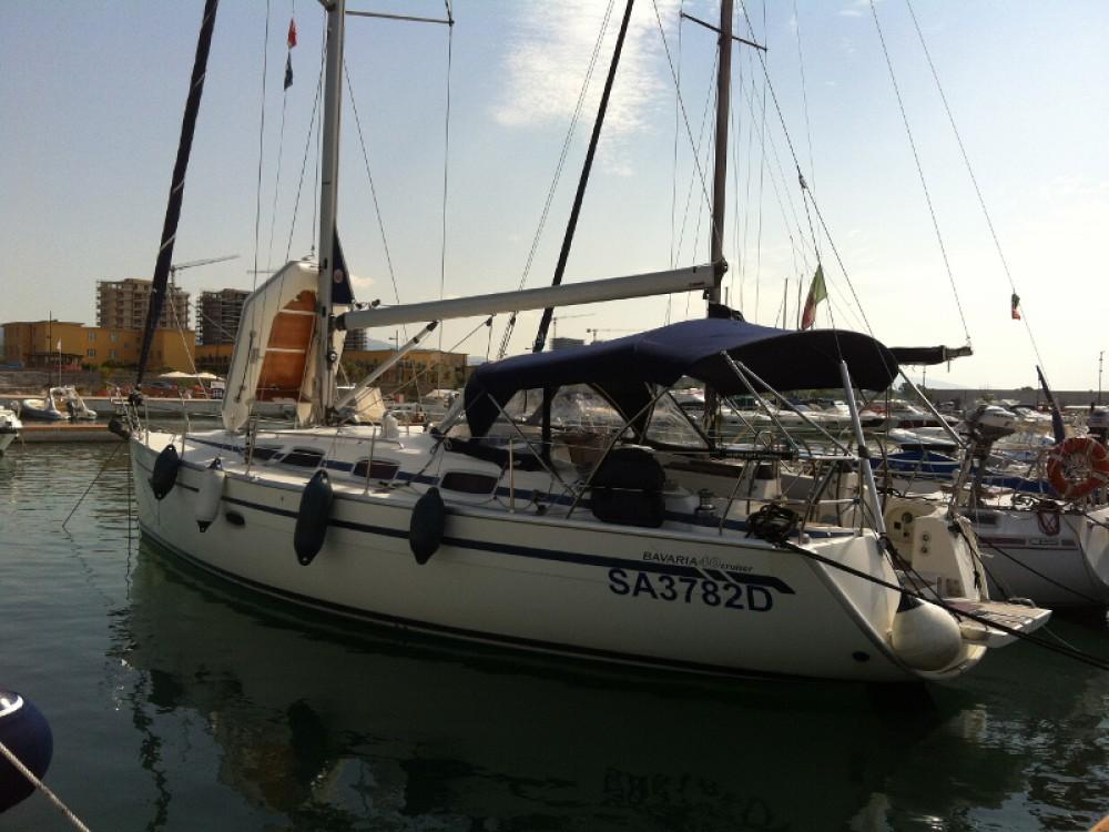 Location yacht à Marina d'Arechi - Bavaria 40 Cruiser sur SamBoat