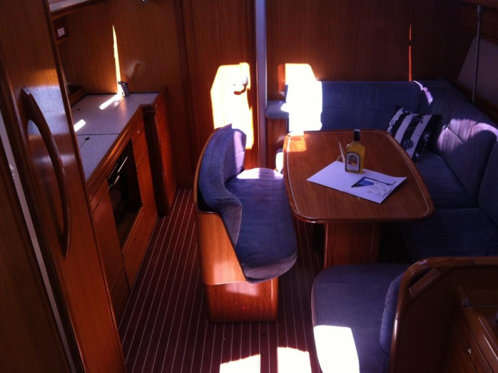 Location bateau Marina d'Arechi pas cher 40 Cruiser