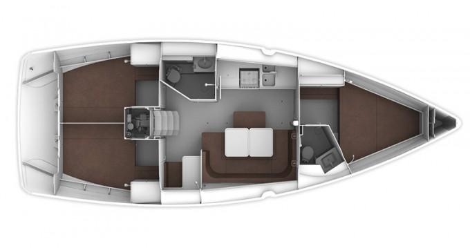 Location Voilier à Marina Lanzarote - Bavaria Cruiser 41
