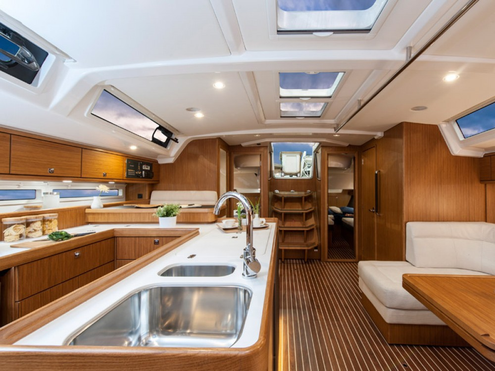 Bavaria Bavaria Cruiser 56 between personal and professional Marina Lanzarote