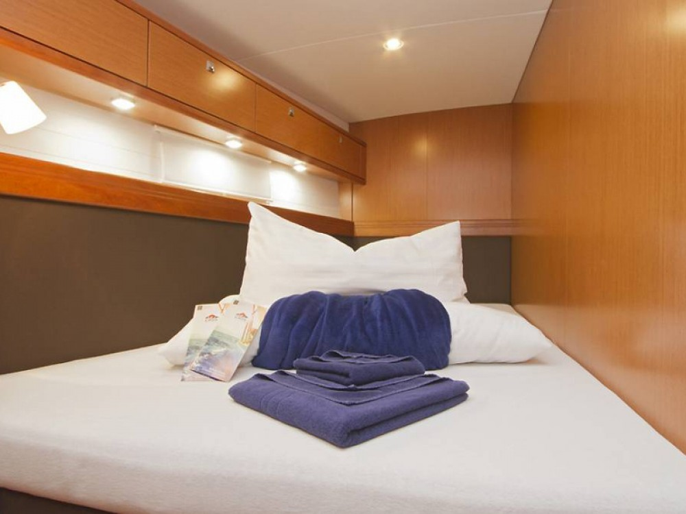 Boat rental Marina Lanzarote cheap Cruiser 51