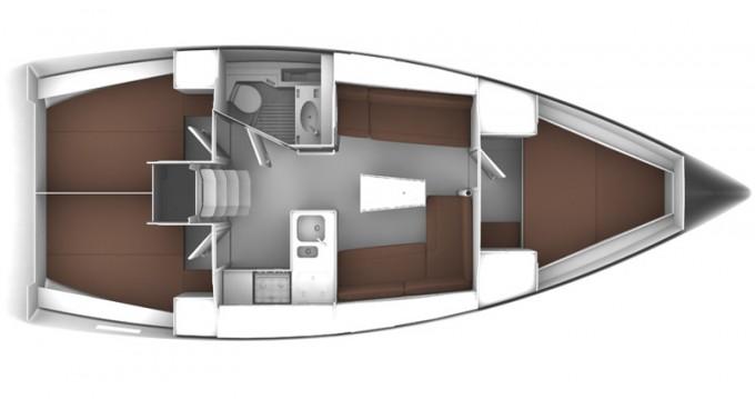 Location bateau Bavaria Cruiser 37 à Marina Lanzarote sur Samboat
