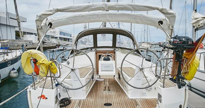 Location Voilier à Marina Lanzarote - Bavaria Cruiser 37