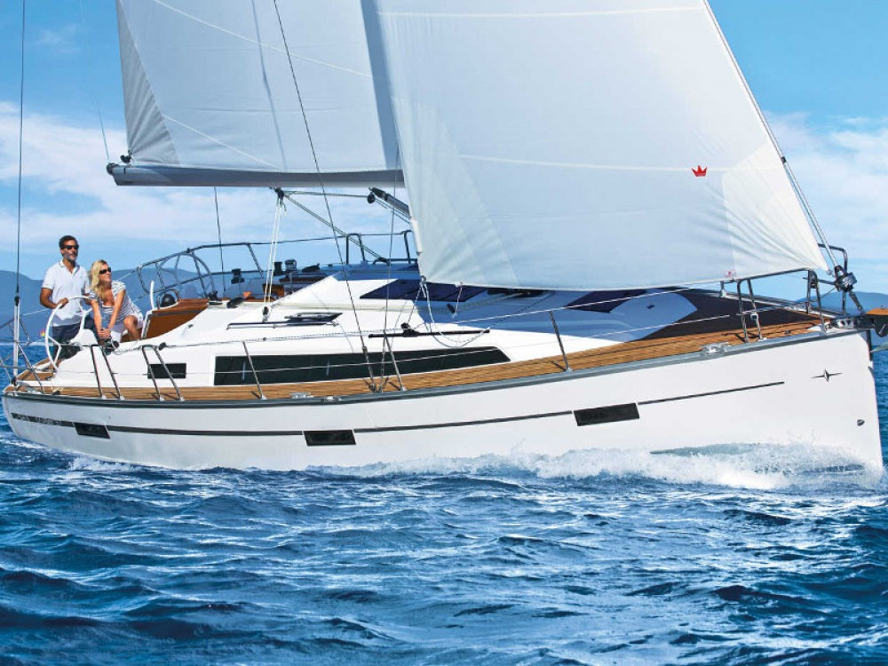 Boat rental Marina Lanzarote cheap Cruiser 37