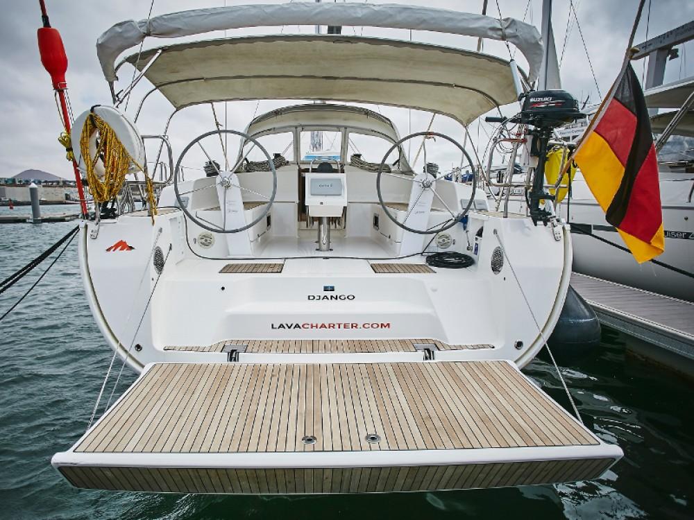 Rent a Bavaria Cruiser 46 Marina Lanzarote