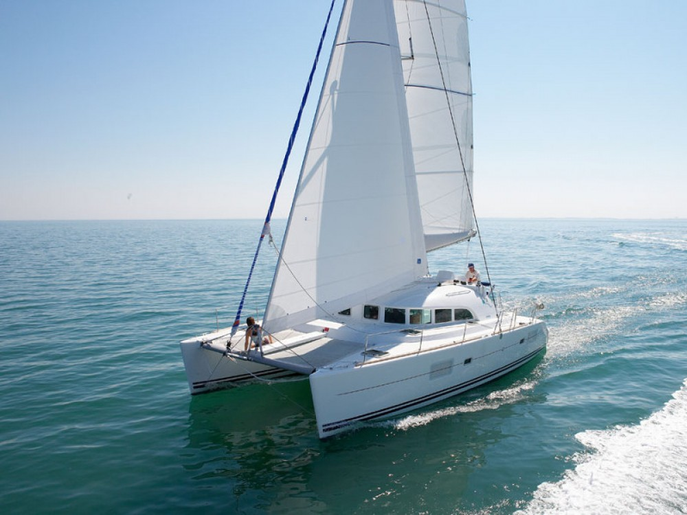 Catamaran à louer à Marsala au meilleur prix