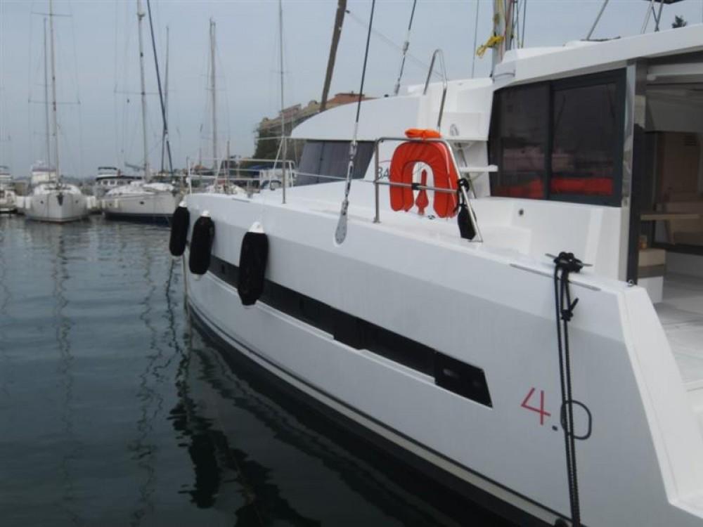 Louer Catamaran avec ou sans skipper Bali à Marina Zadar