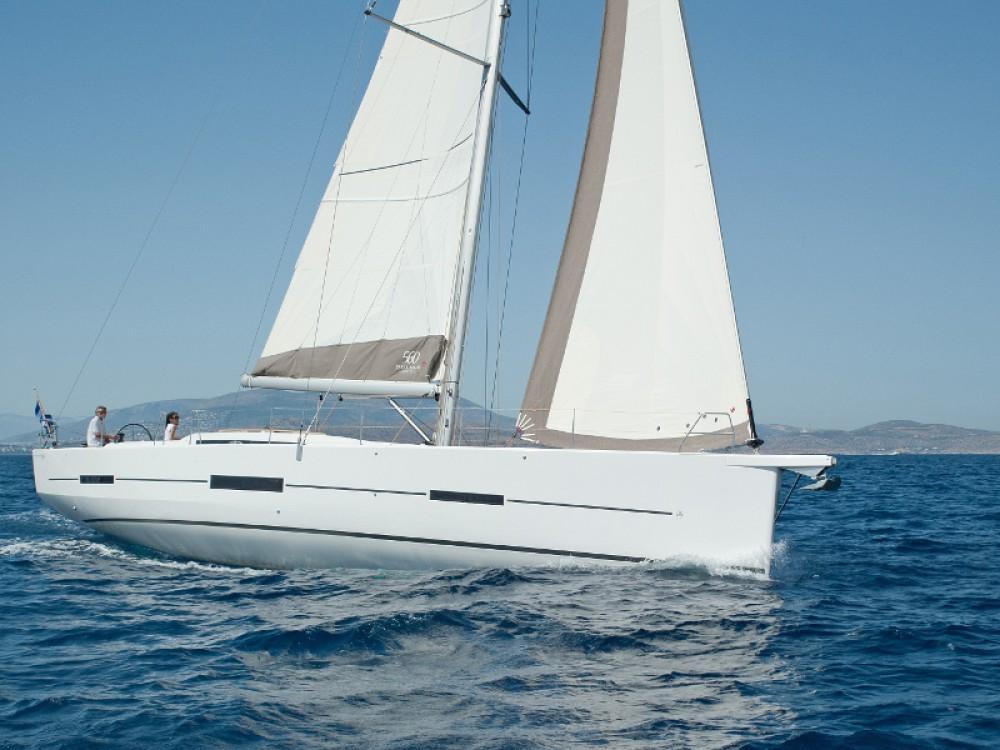 Location bateau Dufour Dufour 560 à Marina Borik sur Samboat