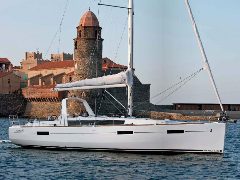 Location yacht à Marina Zadar - Bénéteau Oceanis 41 sur SamBoat