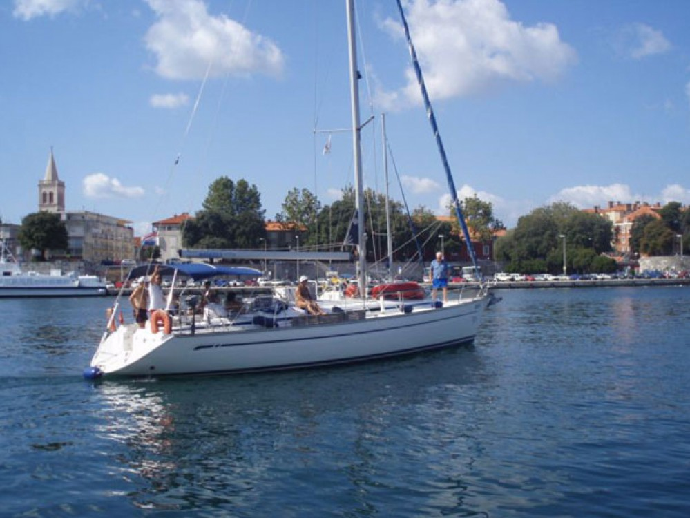 Boat rental Marina Borik cheap Bavaria 44