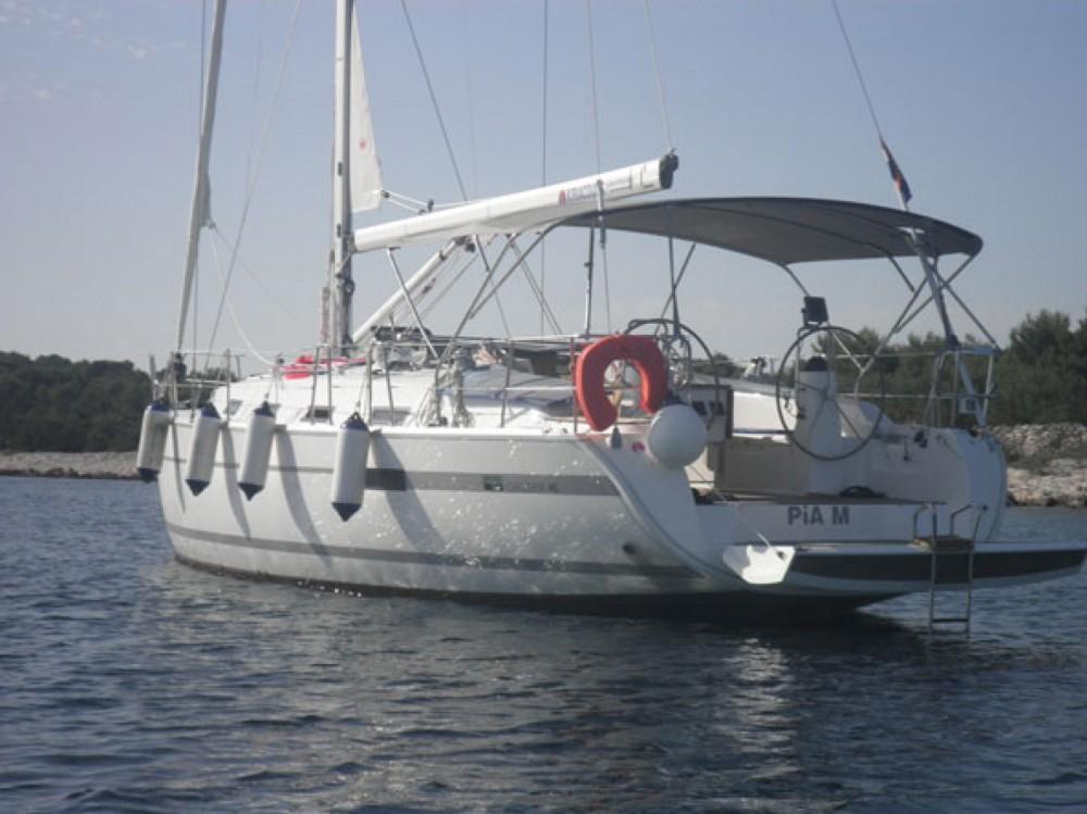 Bavaria R40 entre particuliers et professionnel à Marina Zadar