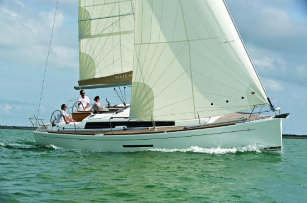 Rental yacht Marina Zadar - Dufour Dufour 380 on SamBoat