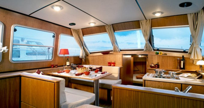 Location bateau Buchholz pas cher Linssen GS 40.9 AC