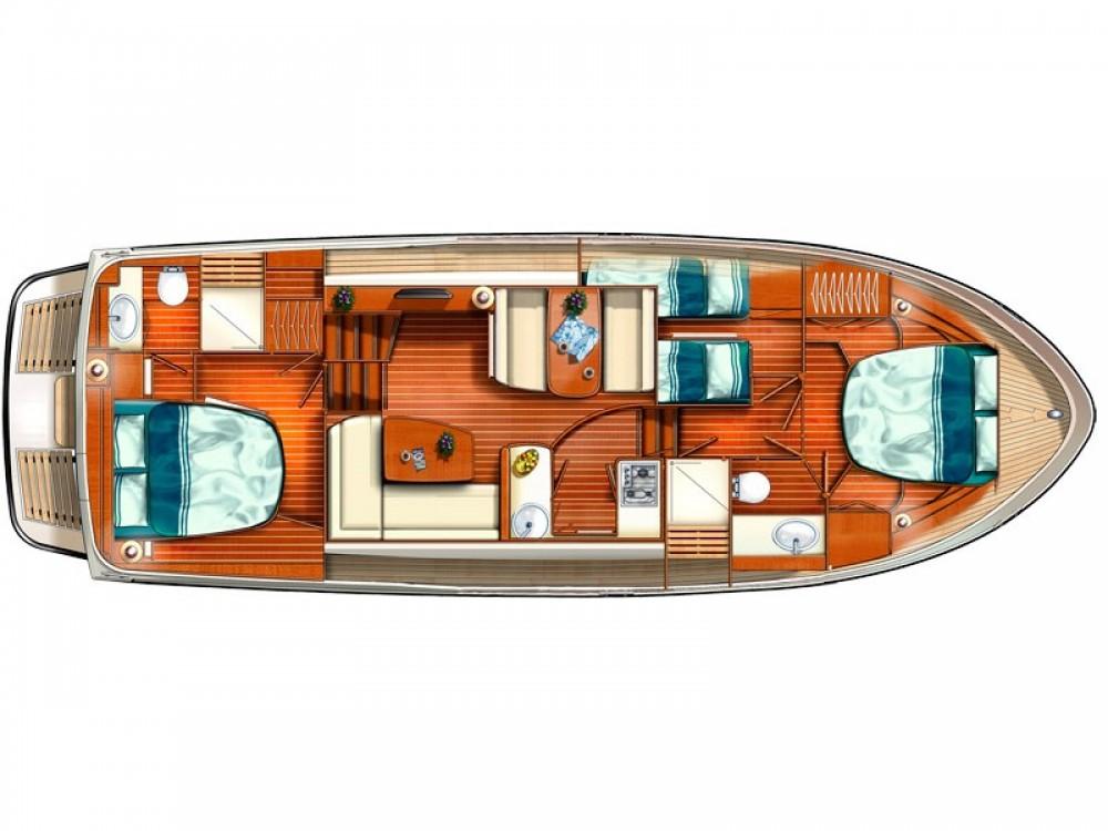Location bateau Werder pas cher Linssen GS 40.9 AC