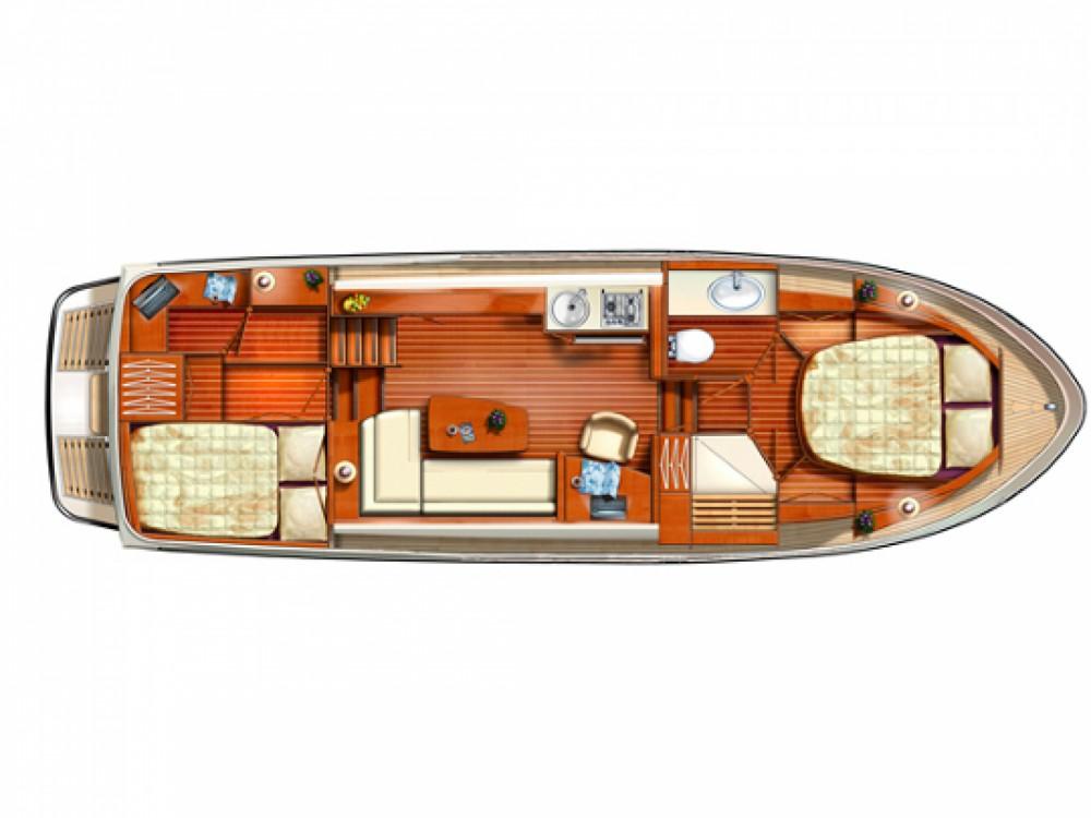 Location yacht à Werder - Linssen Linssen GS 34.9 AC sur SamBoat