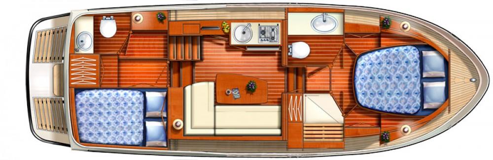 Location yacht à Marina Buchholz - Linssen Linssen GS 29.9 AC sur SamBoat